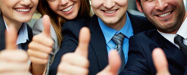 Довольный клиент залог успешного бизнеса