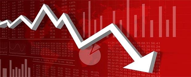 падение продаж
