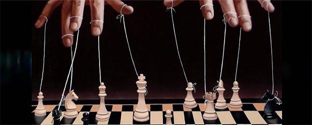 В чьих рукахпульт управления миром